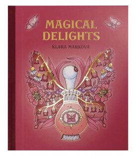 Раскраска Magical Delights от Klara Markova