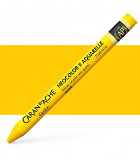 Акварельная пастель Caran d'Ache Neocolor II 010 Yellow