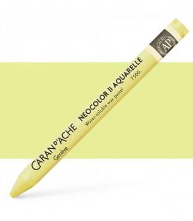 Акварельная пастель Caran d'Ache Neocolor II 011 Pale Yellow