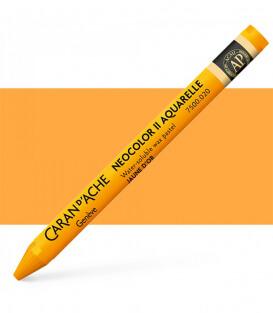 Акварельная пастель Caran d'Ache Neocolor II 020 Golden Yellow