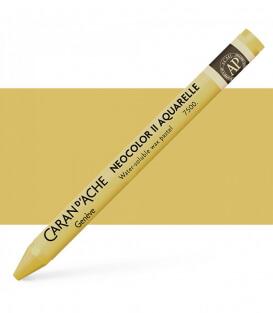 Акварельная пастель Caran d'Ache Neocolor II 033 Golden Ochre