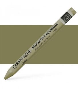 Акварельная пастель Caran d'Ache Neocolor II 039 Olive Brown