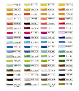 Маркеры Prismacolor Premier Double-Ended Art Markers, Fine and Chisel Tip (72 штуки)