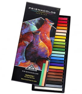 Prismacolor Premier NuPastel 24 штук