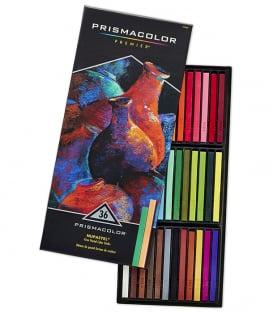 Prismacolor Premier NuPastel 36 штук