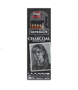Набор General's Pencil Kit, Set of 8