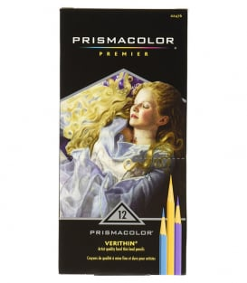Набор карандашей Prismacolor Verithin (12 штук)
