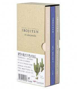 Набор карандашей Tombow Irojiten Woodlands (30 шт)