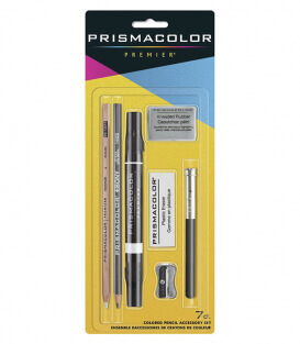 Набор Prismacolor Colored Pencil Accessory Set (7 в 1)