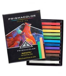 Prismacolor Premier NuPastel 12 штук