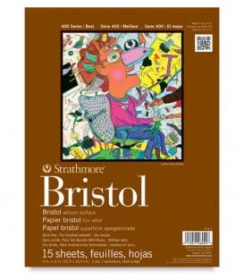 Альбом Strathmore 400 Series Bristol Vellum