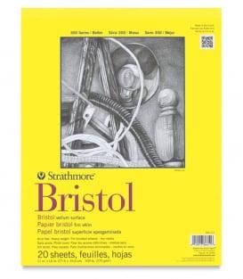 Альбом Strathmore Series 300 Bristol Vellum 9 × 12