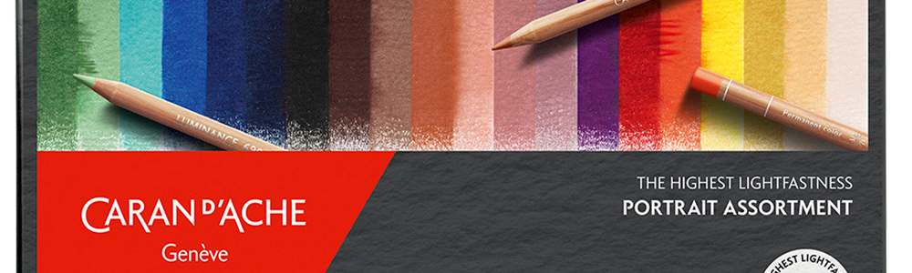 Caran d'Ache Luminance Portrait Colours